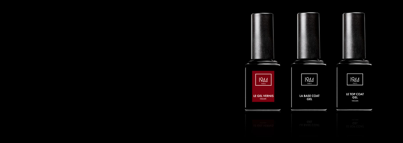 Le Gel Vernis 1944 Paris